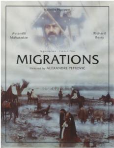 Migrations FR Aleksandar Petrovic