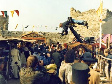 Akrobatski posao direktora fotografije – Igor Luter lebdi zajedno sa kamerom