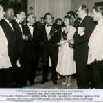 Festival de Cannes 1957 A la suite de la diffusion d' Entre le ciel et le marais