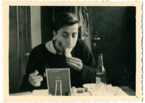 Aleksandar Petrović 1948 Prag