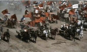Scena iz filma Biće skoro propast sveta
