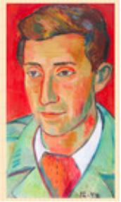 portret aleksandar petrovic