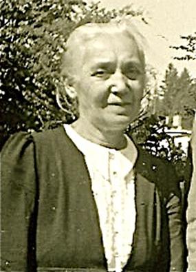 1939 - Savka Vasiljević zvana «mema»  (baba Aleksandra Saše Petrovića)