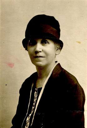 1928 Beograd Savka Vasiljvić (Mema) Sašina baba po majci