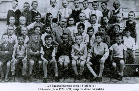 aleksandar petrovic 1935