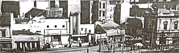 Bioskop Vračar na Slaviji (kasnih tridesetih godina)