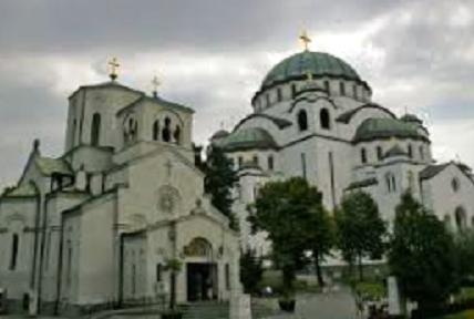 crkva svetog save i hram