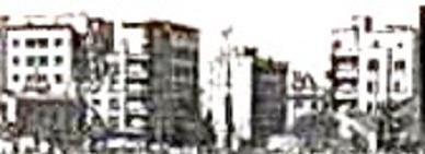 Kuća u nemanjino ulici broj 36 posle bombardovanja